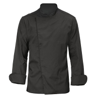 Giblor Mirko Chef Jackets Long Sleeve Black