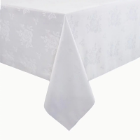 Traditions Tablecloth White Roslin 1370 x 1370mm
