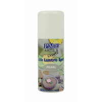 PME Edible Lustre Spray Pearl