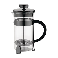 Olympia Gunmetal Contemporary Cafetiere St/St - 3 cup 350ml