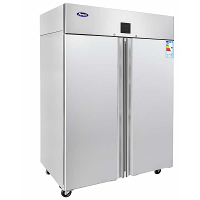 R-MBF 8117GR Professional GN2/1 Two Door Refrigerator