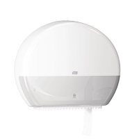 Tork Jumbo Toilet Roll Dispenser White