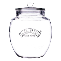 Kilner Push Top Preserve Jar 4Ltr