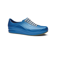 WearerTech Energise Shoe Metallic Blue