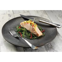 Olympia Fusion Round Coupe Plate 10.6 (Pack of 4)