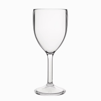 Kristallon Polycarbonate Wine Glasses 300ml