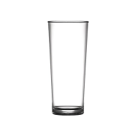 BBP Polycarbonate Elite Pint Glass CE 20oz