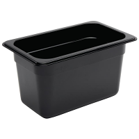Polycarbonate Gastronorm Container - 1/4 Size 150mm deep