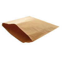 "Fiesta Small Paper Bag - 7"" (Box 1000)"