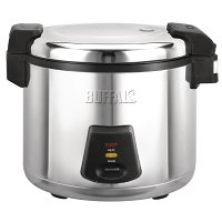 Buffalo Electric Rice Cooker 6Ltr