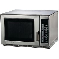 Menumaster Large Cavity Medium to Heavy Duty Microwave 1800W