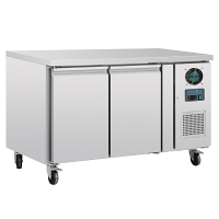 Polar Counter Gastro FREEZER 2 Doors (UK)