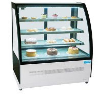 Unifrost Patisserie Cake & Sandwich Display Case