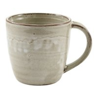 Terra Porcelain Grey Mug 32cl/11.25oz