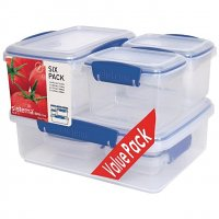 Klip It Storage Container Multipack
