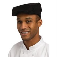 Chef Works Driver Cap - Black