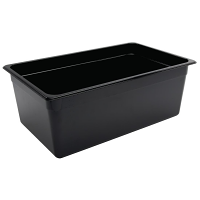 Polycarbonate Gastronorm Container - 1/1 Size 200mm deep