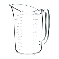 Vogue Polycarbonate Measuring Jug 3L