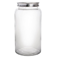 Vogue Screw Top Preserve Jar 800ml (6 Per Case)