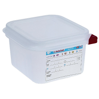 Araven Food Container 1.7Ltr
