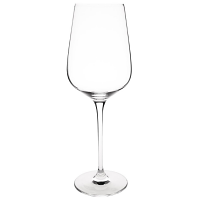 Olympia Claro One Piece Crystal Wine Glass 420ml