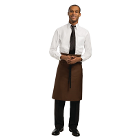 Bistro Apron - Regular Chocolate