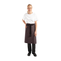 Bistro Apron - Regular Charcoal