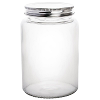 Vogue Screw Top Preserve Jar 550ml (6Per Case)