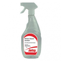 Jantex Kitchen Cleaner and Sanitiser 750ml (Pack of 6)