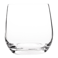 Olympia Claro One Piece Crystal Tumbler 360ml
