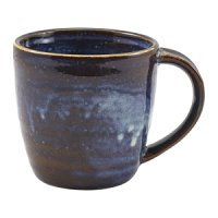 Terra Porcelain Aqua Blue Mug 32cl/11.25oz