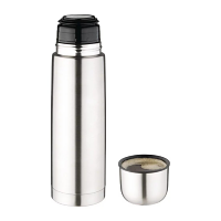 Olympia Vacuum Flask Stainless Steel - 0.5Ltr