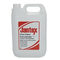 Jantex Orange Based Citrus Cleaner and Degreaser 5 Litre (Pack of 2)