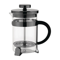 Olympia Gunmetal Contemporary Cafetiere St/St - 12 cup 1500ml