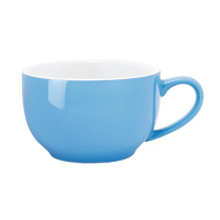 Olympia Cafe Coffee Cup Blue - 228ml 8oz (Box 12)