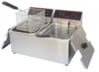 Banks EF8TT Twin Tank Fryer