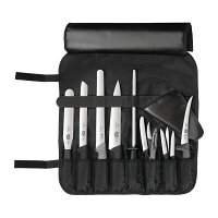 Victorinox 8 Piece Knife Roll Bag