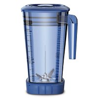 Waring  2L Blue Stacking MX jar with Lid for CB135