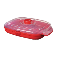 Sistema Easy Bacon Microwave Container