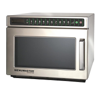 Menumaster Heavy Duty Compact Microwave 1800W