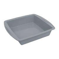 Vogue Flexible Silicone Square Bake Pan 245mm