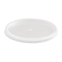Fiesta Portion Pot Clear Lids for CT083, CT285 & CT286 (Sleeve 100)