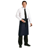 Bistro Apron - Regular Navy