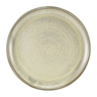 Terra Porcelain Matt Grey Coupe Plate 27.5cm