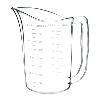 Vogue Polycarbonate Measuring Jug 2L