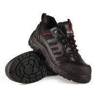 Slipbuster Unisex Safety Trainer Black