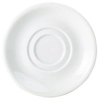 Royal Genware Double Well Saucer 15cm (132116)