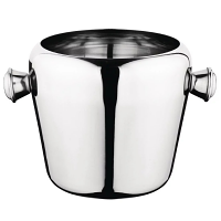 Olympia Stainless Steel Mini Ice Bucket - 1Ltr 40oz