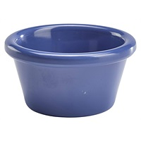 Ramekin 2oz Smooth Blue