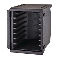 Cambro EPP CamGo Front Loader Insulated Box - 6 Rails